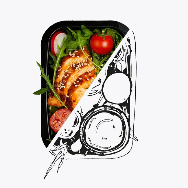 Dieta Sport - Fit Catering