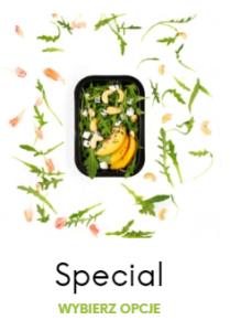cena diety special
