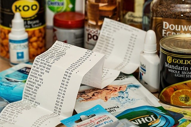 zakupy spożywcze - jak robić
